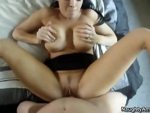 Hot amateur video with Clarke and Vanilla