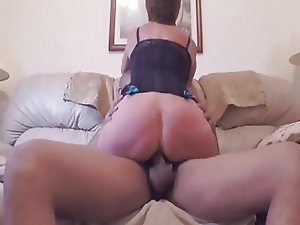 Classy white lady she always wanted bbc