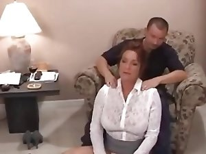 Sons massage goes too far