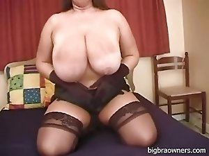 Busty British Wife 38HH from London