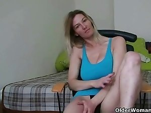 German mom's secret sex tapes