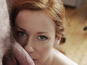 The Art Of Blowjob - That Look in Those Eyes