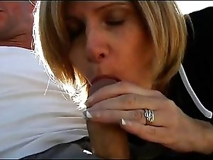 FRENCH MATURE 22 blonde mature mom milf