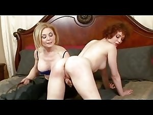 Mature Hot Mom With Young Girl