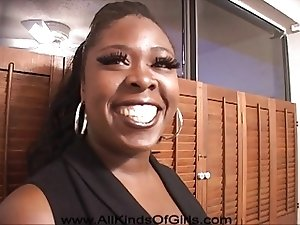 Mature Anal BBW Ebony Hoosewife Gets Butt Fucked On Video