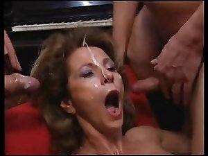 German Mom And Daughter GangBang (Full Video)