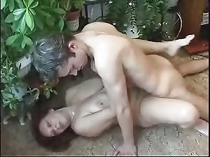 Amateur Mature Mom Son's friend Sex