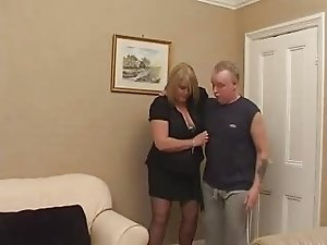 Hot British BBW Mature